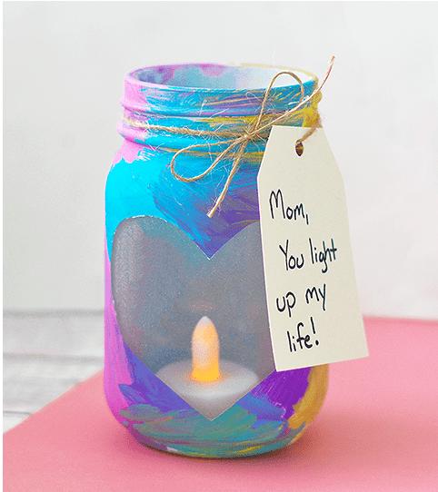 Homemade Gift for Mom