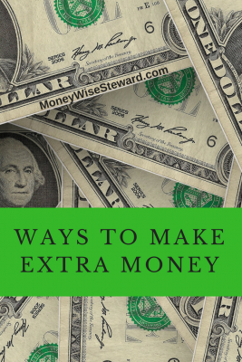 Tips to Earn Extra Money