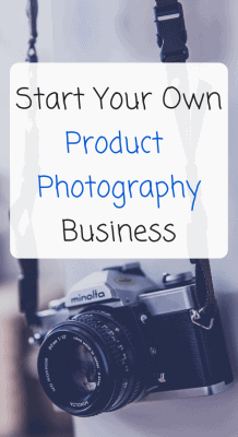 Product Photography Business
