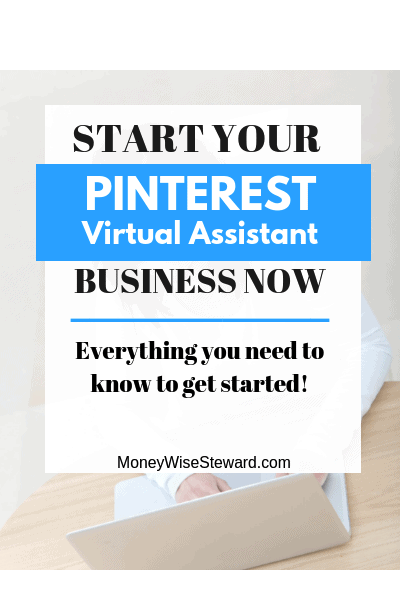 Become a Pinterest Virtual Assistant to Make Extra Money
