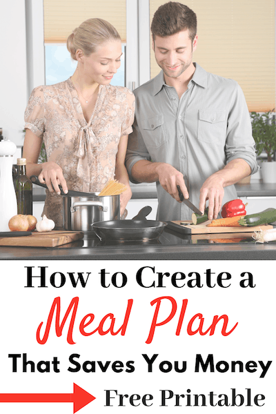 How to Meal Plan on a Budget Plus! Free Meal Planning Printable