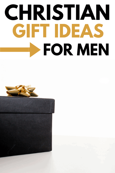 Christian Gift Ideas for Men