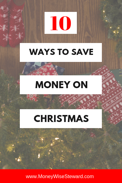 Ways to Save Money on Christmas