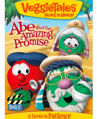 VeggieTales Abe and The Amazing Promise