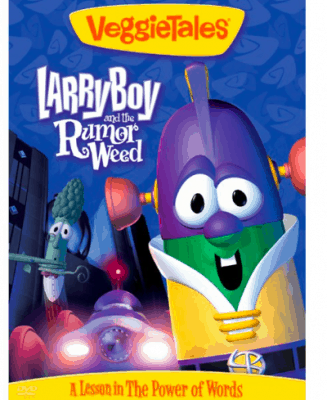 VeggieTales LarryBoy and the Rumor weed