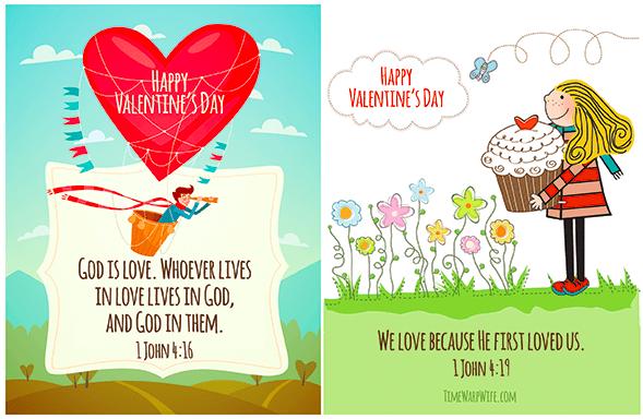 Christian Valentines
