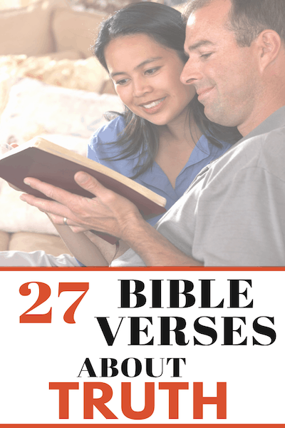 27 Bible Verses about Truth