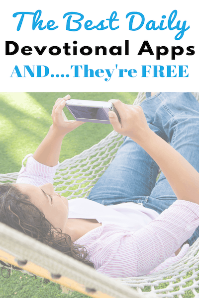 12 Daily Devotional Apps and They're Free!