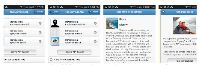 Daily Devotional Apps for Couples