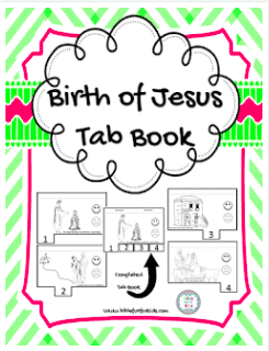 Birth of Jesus Activity