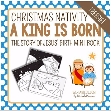 Birth of Jesus Craft