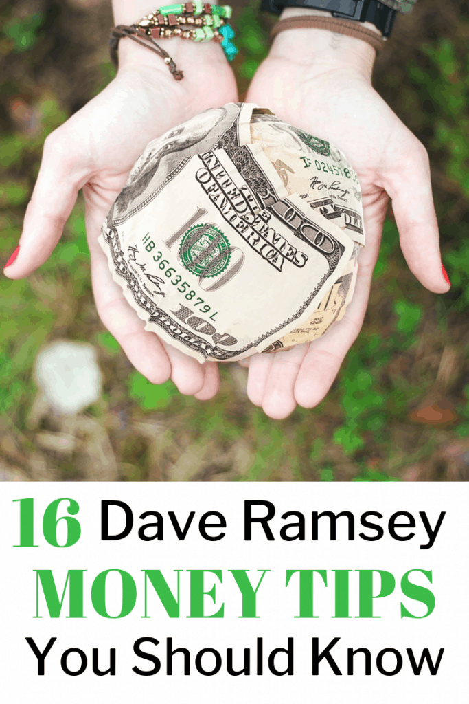 Dave Ramsey Money Tips