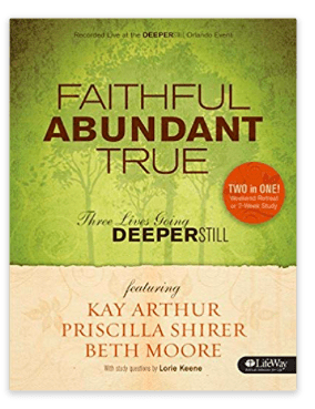 Faithful Abundant True Bible Studies for Women
