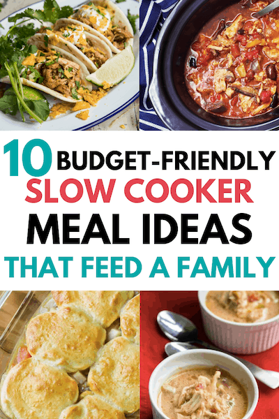 10 Slow Cooker Chicken Thighs Recipes That Are Budget Friendly