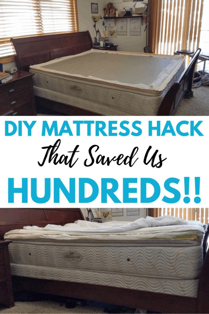 Mattress Hack