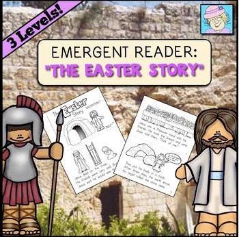 Free Easter Activities for Jesus resurrection