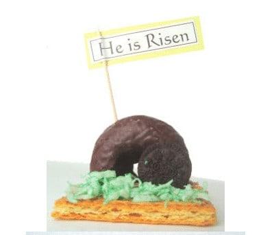 He is risen activity