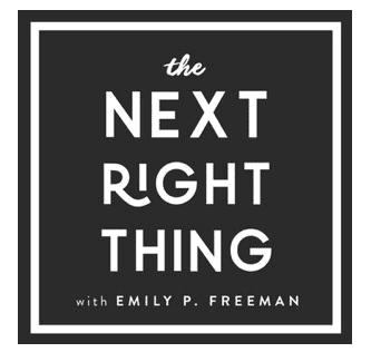 The Next Right Thing Christian Podcast
