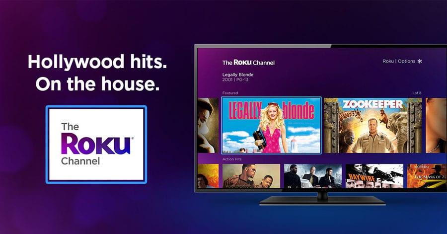 The Roku Channel Free Free Online Streaming Services