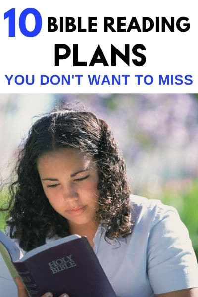 10 Bible Reading Plans You Don't Want to Miss