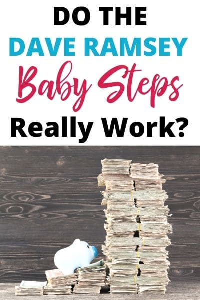 Dave Ramsey 7 Baby Steps