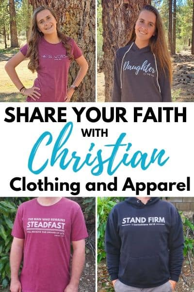 Faith Based Clothing