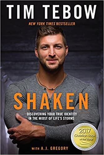Shaken Men Bible study