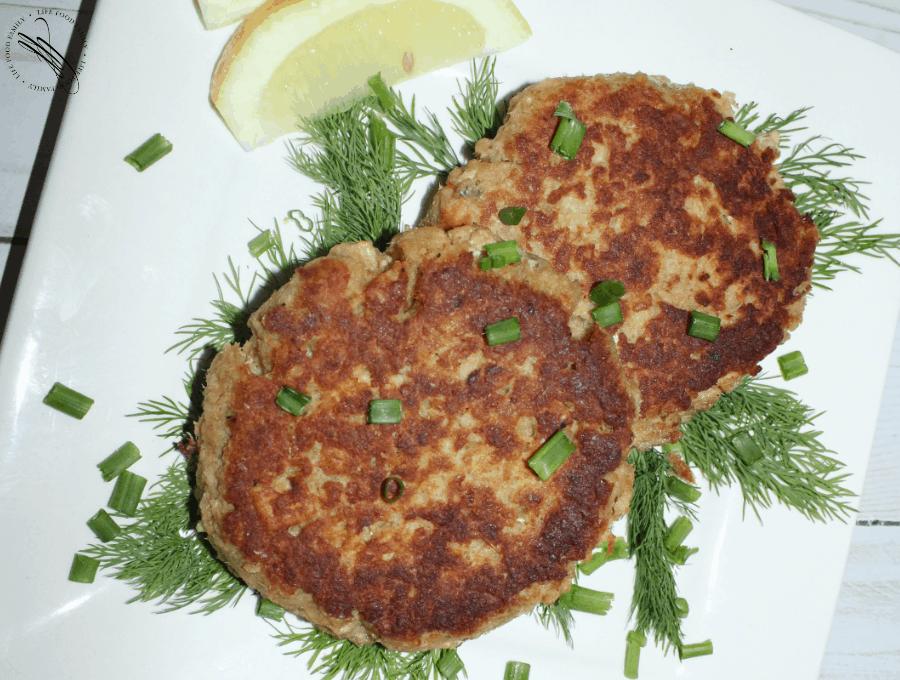 Salmon Patty Recipe Cheap Meal Idea