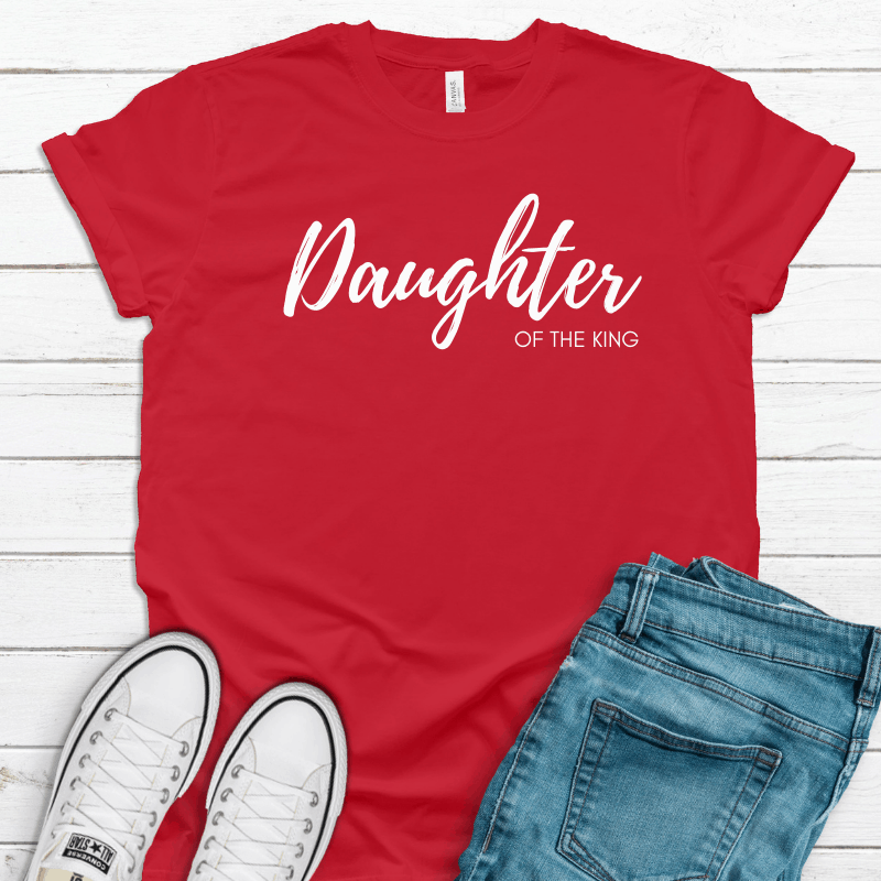 Daughter of the King Christian Clothing
