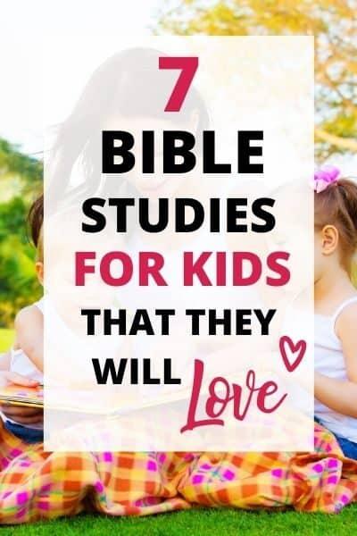 Kids Bible Studies