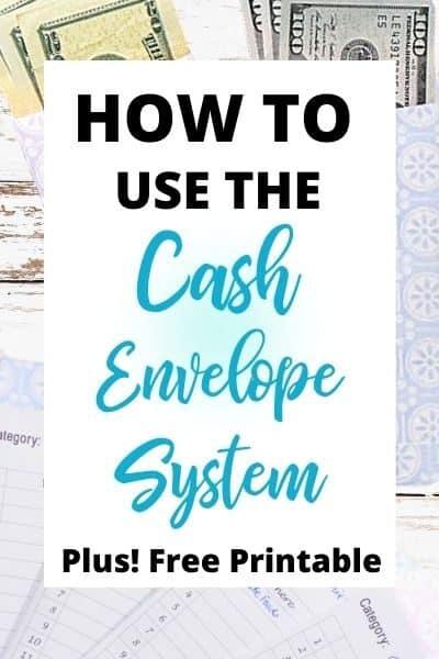 Cash Envelopes System