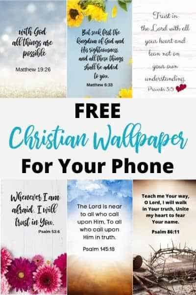 Christian Phone Wallpaper