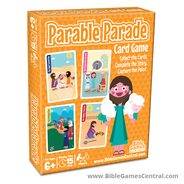 Parable Bible Game