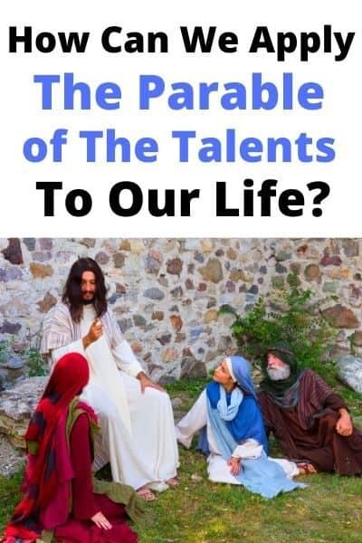 Parable of the Talents Faithful Servant