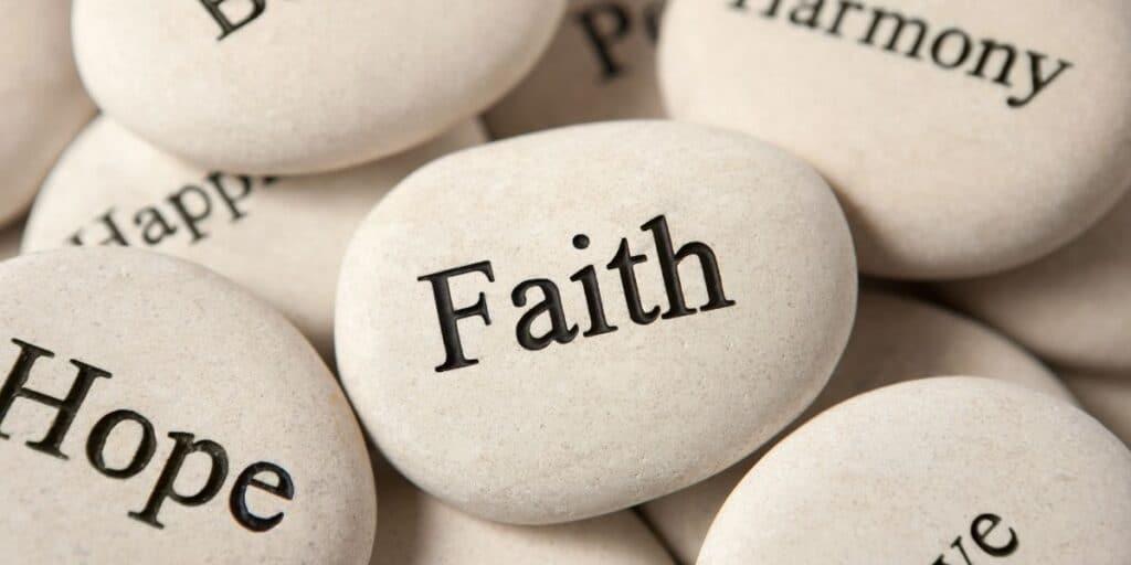 Scriptures on Faith