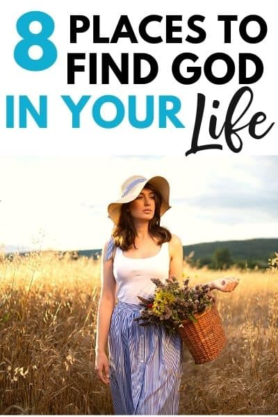 Where to Find God